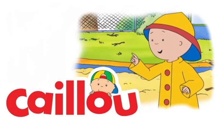 Caillou - Caillou the Road Builder (S04E03) | Cartoon for Kids | GOB TV